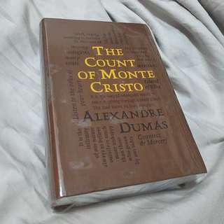 The Count of Monte Cristo Hardbound