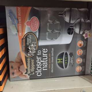 Tommee Tippee electronic sterilizer