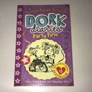 Novel Dork Diaries (Party Time)