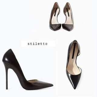 Zara Stiletto