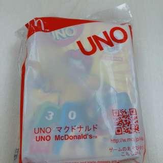 日本麥當勞UNO