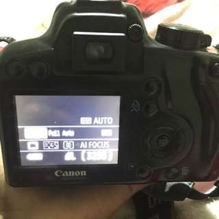 Canon 1000d with perfect condition