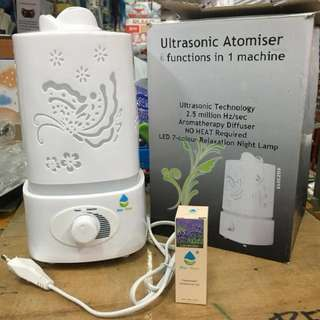 Ultrasonic Atomiser Defuser Humidifier
