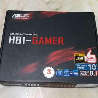 H81-Gamer Motherboard