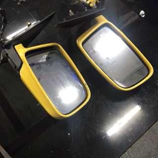 Evo9 CT9A stock side mirror w motor x 2