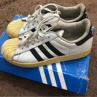 Adidas Superstar Black/White