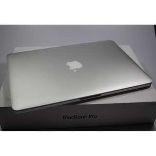 "Mint Condition 13"" MacBook Pro 2014 model(1300sgd)"