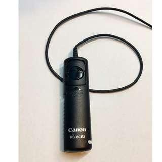 CANON RS-60E3 Remote Switch 電子快門線(公司貨)