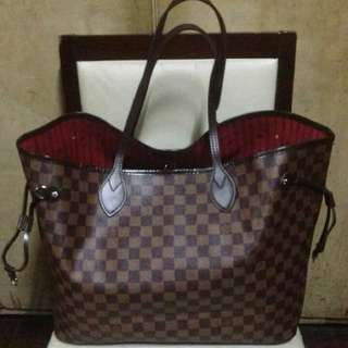 Louis Vuitton GM Neverfull