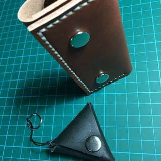 Small leather goods customization
