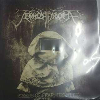 "Vinyl 7"" Record (Metal): Terrordrome ‎– Seeds Of Fear, Begotten"