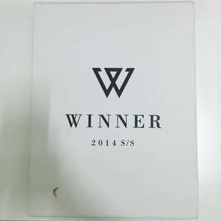 Winner 2014 S/S Special Edition