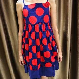 Poney Floral Dress