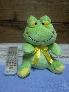 Frog softtpy