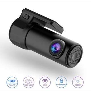 Mini wifi car dvr