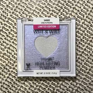Wet N Wild Megaglo Highlighting Powder - Queen of my Heart 💗💜