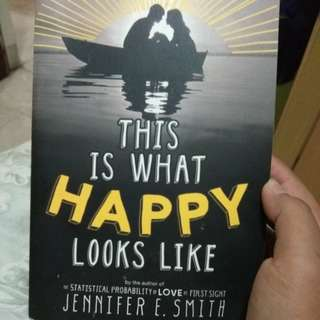 This Is What Happy Looks Like (English)