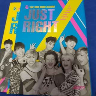 GOT7 Just Right Album