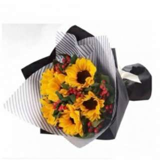 VALENTINE DAY FLOWERS BOUQUET GIFTS 24