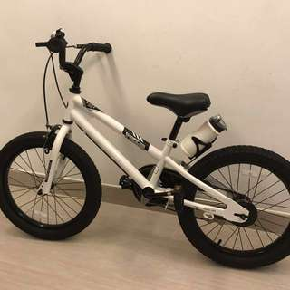 Royalbaby Bicycle 中童單車 黑白色