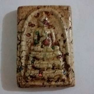Thai Amulet Phra Somdej Wat Phra Keaw  BE2411   int buyer only