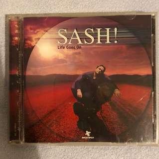 Sash! - Life Goes On CD Album