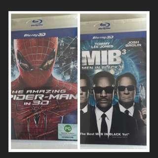 Bundle promotion Blu-Ray 3D