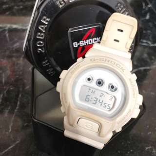 [手錶] G-shock 全白 連盒