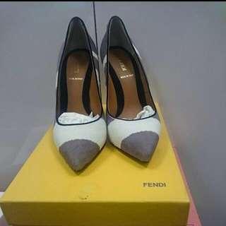 Fendi 4'' high heels