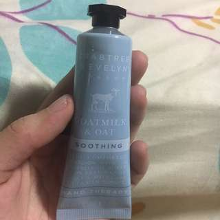 Crabtree & Evelyn Hand lotion