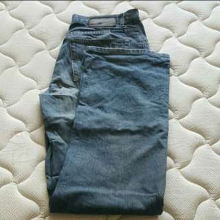 SALE📬Giordano Blues Straight Fit Demin Jean Waist 30