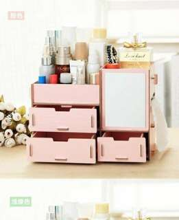 Wooden Make-up Organizer