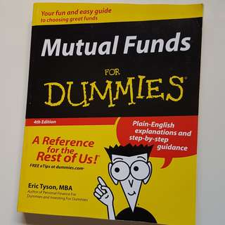 Mutual Fund For Dummies (4th Edition)