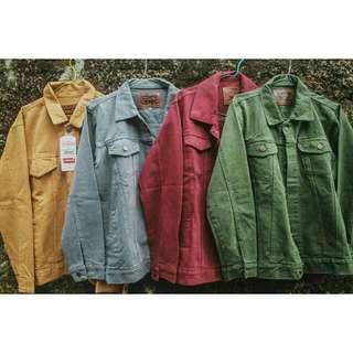 Oversizes Denim Jacket