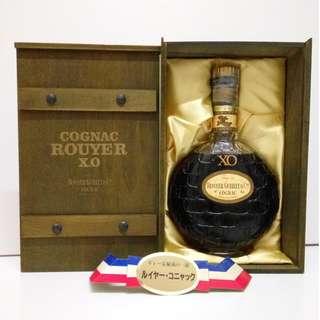 Cognac 干邑 Rouyer Guillet X.O.