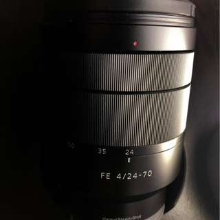 Sony Zeiss 24-70mm F4 OSS