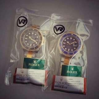 順豐包郵☞1:1全新full set Rolex 116613潛航者 間金款$800