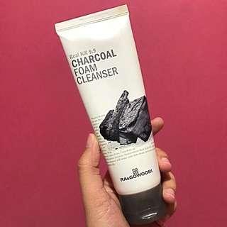 Real Kill Charcoal Foam Cleanser