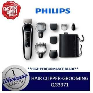 PHILIPS QG3371 HAIR CLIPPER