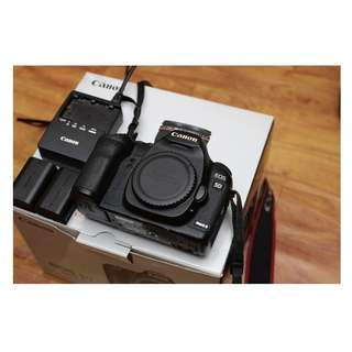 Canon 5D mark ii Fullset Box