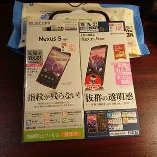 Nexus 5 日本製 保護貼