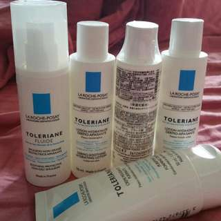 LA ROCHE POSAY Toner, Fluide Lotion,facial Soap