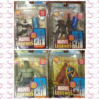 Marvel Legends 第2,3 圖有價錢