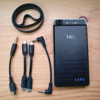 FiiO E18 KUNLUN DAC Headphone Amplifier隨身解碼耳擴