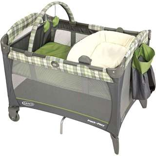 Graco Reversible Napper and Changer Pack 'n Play Playard