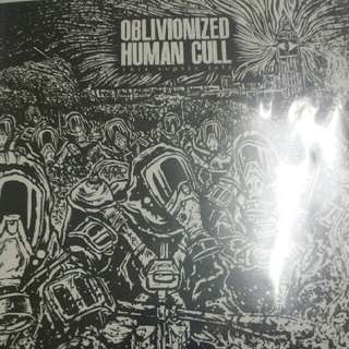 "Vinyl 7"" Record: Oblivionized 