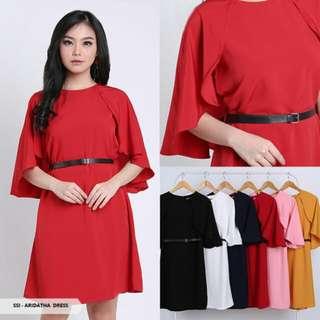 Mini Dress Zaman Now