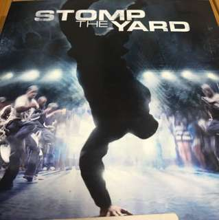 VCD Stomp The Yard