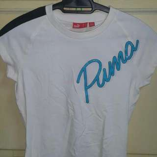 Puma girls tshirt