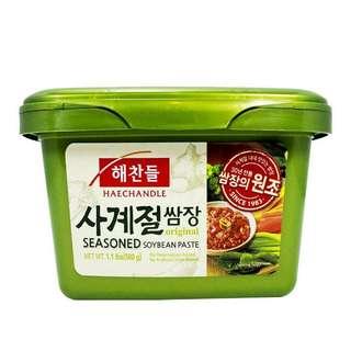 Seasoned soybean paste 500g